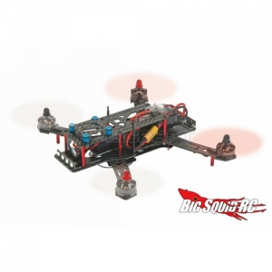 HoTT Race Copter Alpha 250  (조립버전)