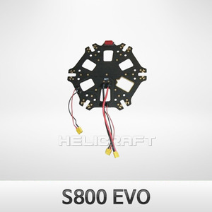 [DJI] S800 EVO Center Frame Top Board (Package NO.12) 헬셀
