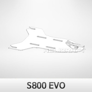[DJI] S800 EVO Battery Mount Board (Package NO.39) 헬셀